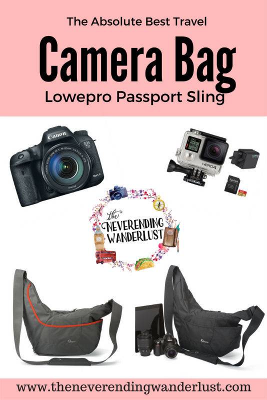 Best Camera Bag for Travelers