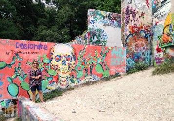 Hope Outdoor Gallery in Austin, Texas