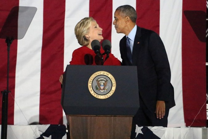 Docs: Obama Knew Clinton Launched Russia Collusion Hoax