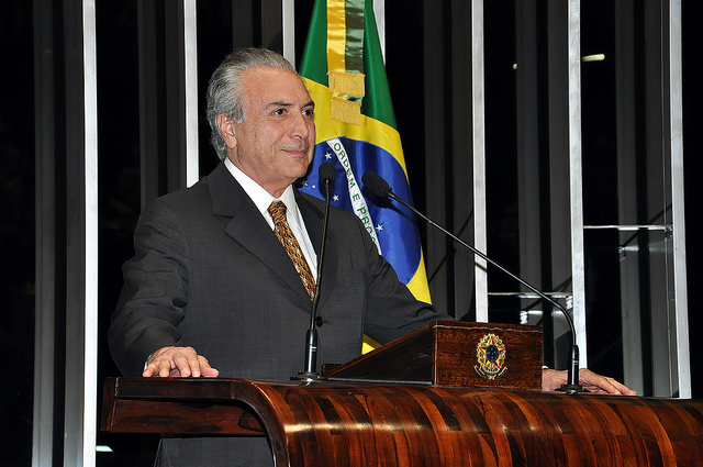 Vice President Michel Temer