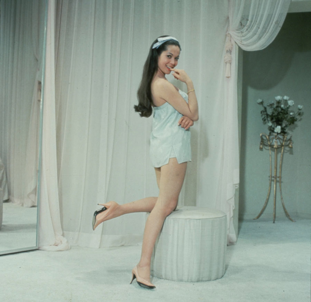 Watch Nancy Kwan video