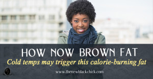 can brown fat burn calories
