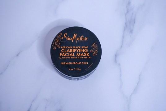 SheaMoisture Clarifying Facial Mask