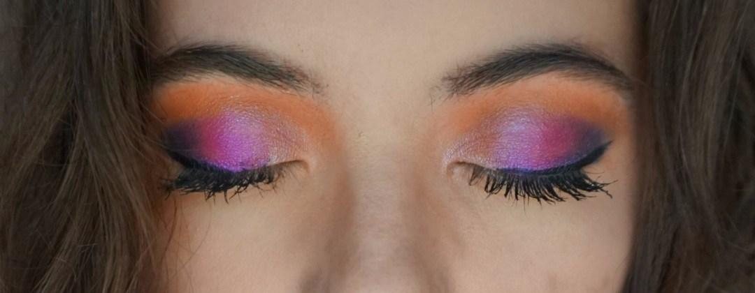 ColourPop x Disney Villains Review :: Misunderstood Eyeshadow Palette Demo Look