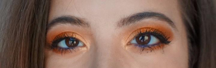 Melt Cosmetics Blueprint Stack | Warm Smokey Copper Eye