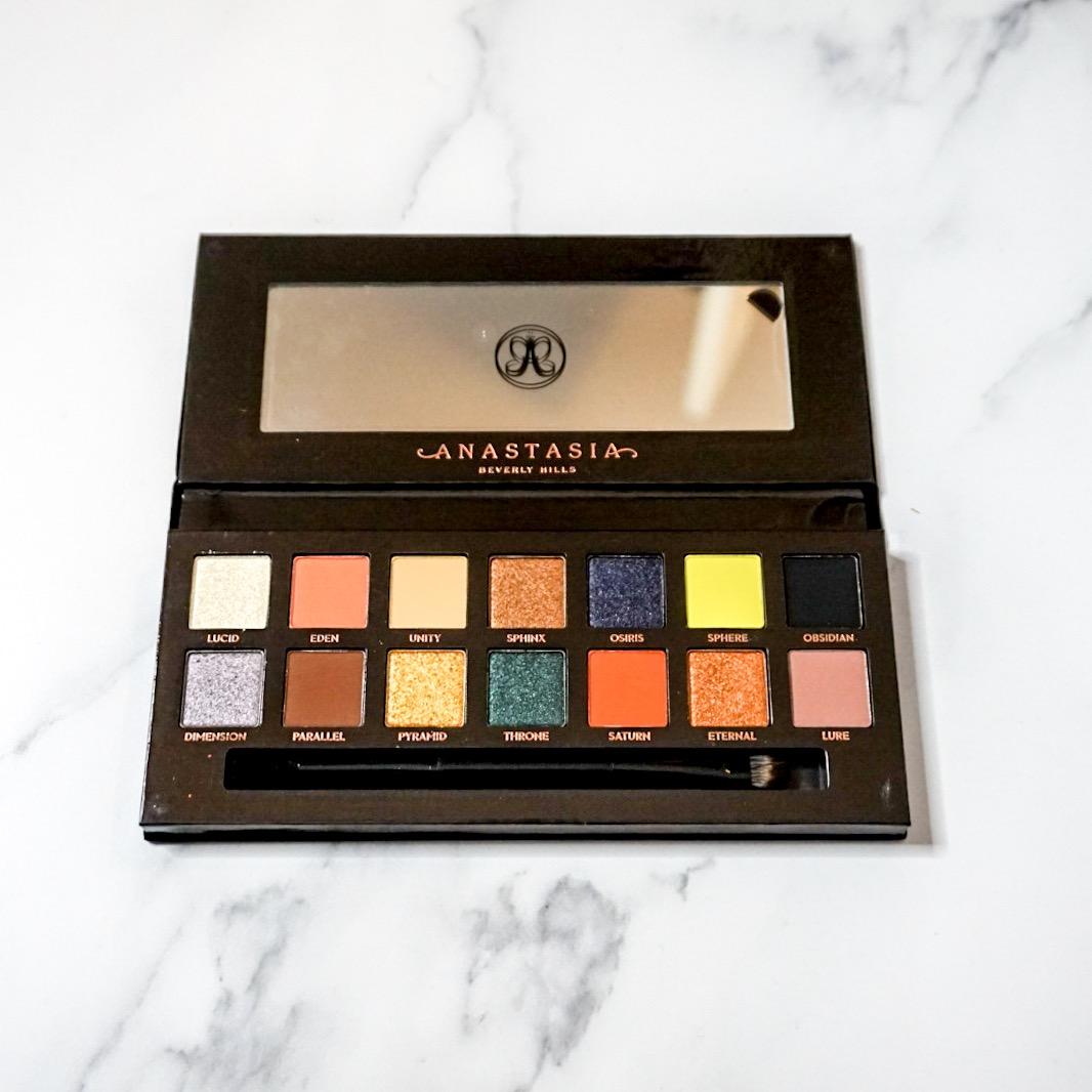 Least Used: Anastasia Beverly Hills Prism Palette