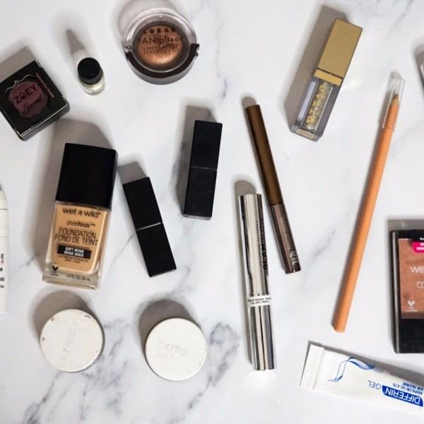 Massive Spring 2019 Beauty Declutter_Makeup