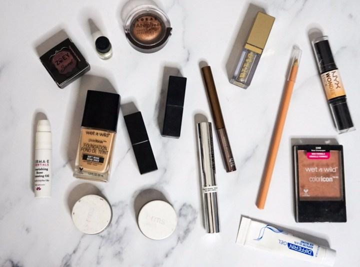 Massive Mid-Year Beauty Declutter | Massive Spring 2019 Beauty Declutter_Makeup