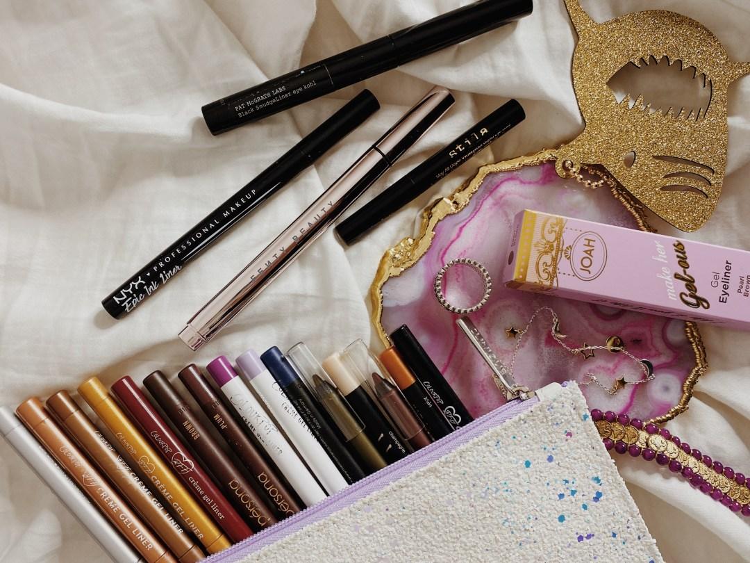 Eyeliner Collection Ranking | Pencil & Liquid Liner