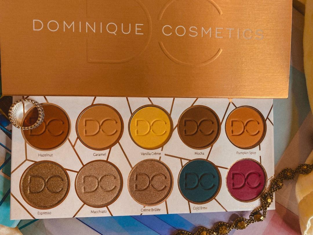 Dominique Cosmetics Latte Palette