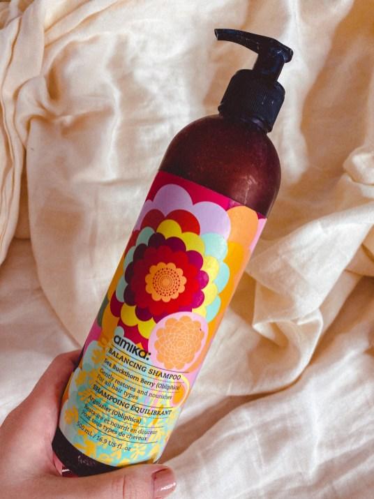 Amika Balancing Shampoo Empty