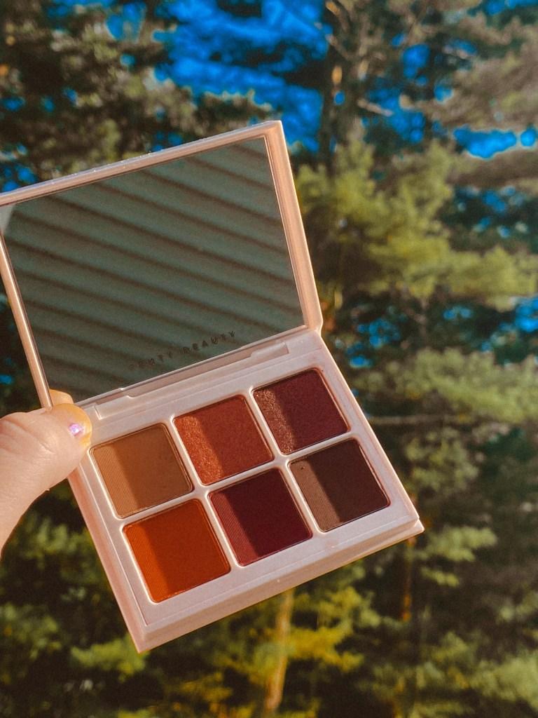 Fenty Beauty Deep Neutrals Snap Shadows Palette