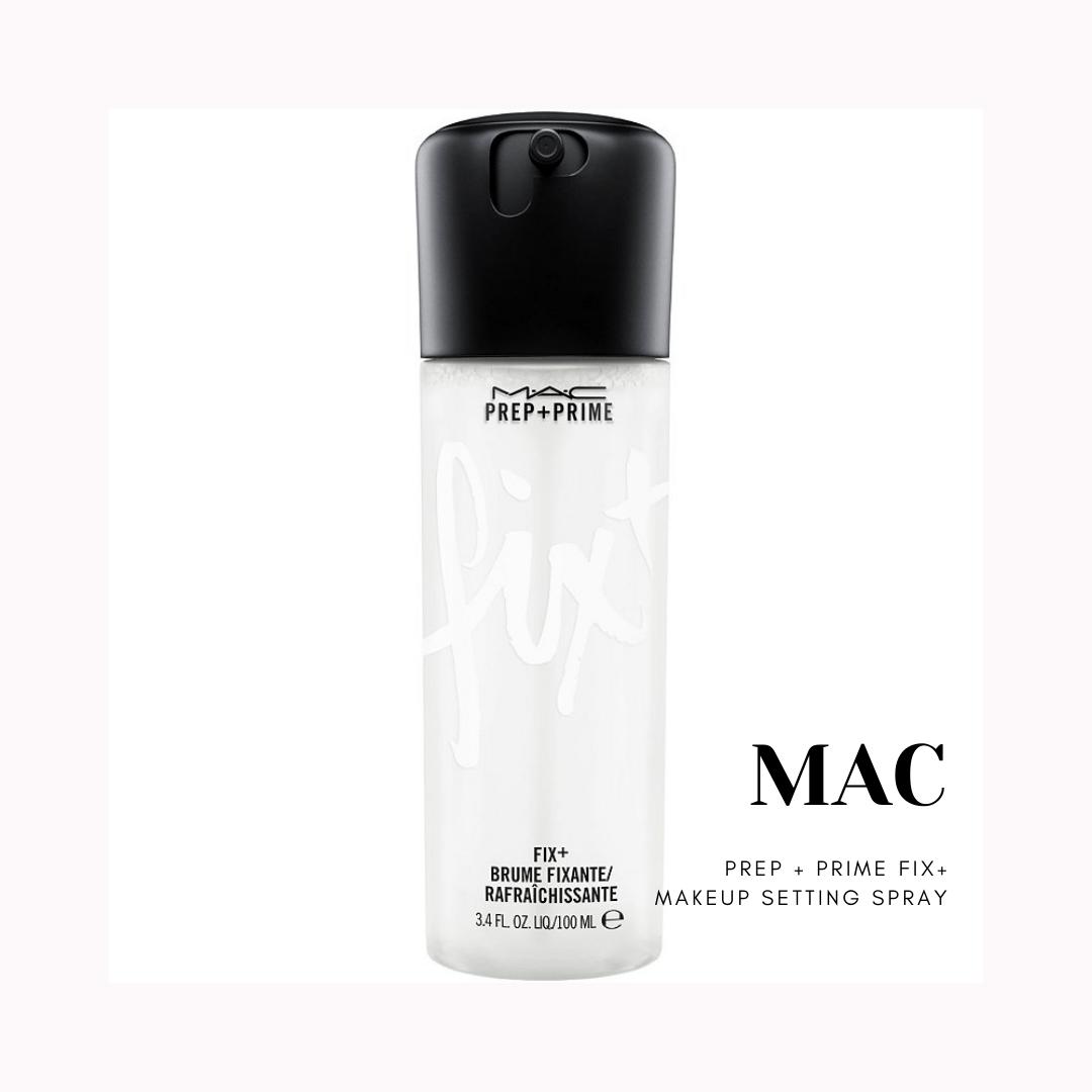 MAC Cosmetics Prep + Prime Fix+ Makeup Setting Spray