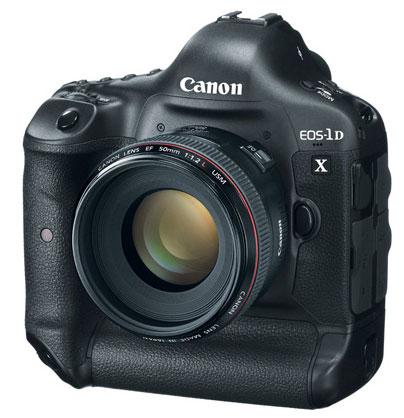 Canon EOS 1D X DSLR