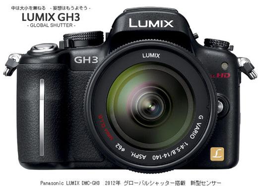 Panasonic GH3