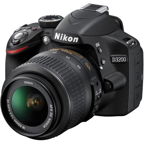 Nikon D3200 recommended lenses
