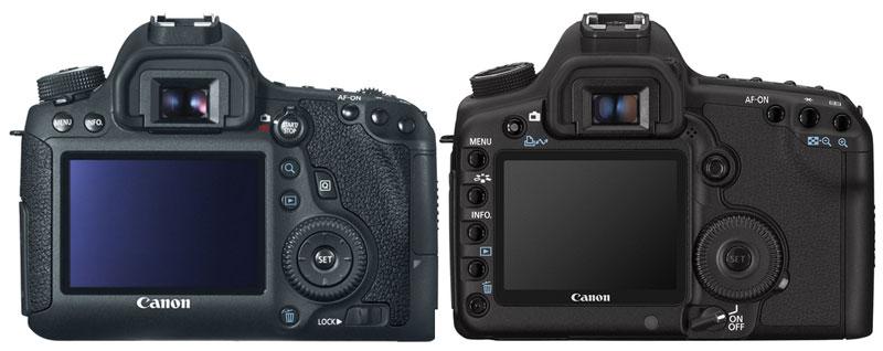 Canon 6d vs canon 5d mark ii new camera for Canon 5d mark ii price