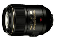 NIKKOR 105mm f/2.8G IF-ED
