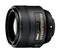 NIKON 85mm f/1.8G AF-S Lens