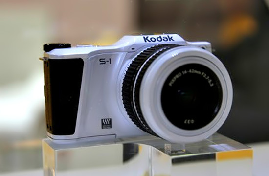 Kodak S1 Mirrorless