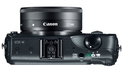 Image of Canon EOS M