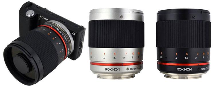 img of Rokinon 300mm