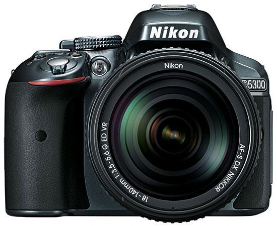 Nikon-D5300-front-image