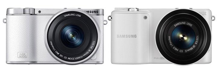 Samsung NX3000 vs Samsung NX2000 « NEW CAMERA