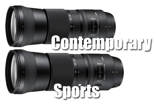 Sigma-150-600mm-lenses