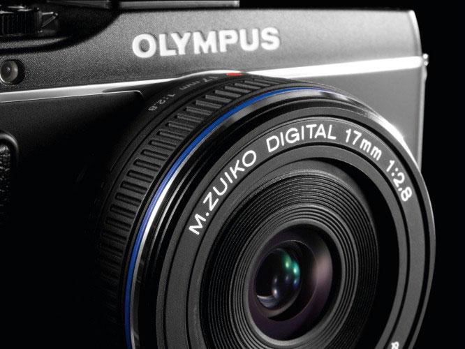 f26949903082 Olympus PEN Camera with Vertical Sensor Coming