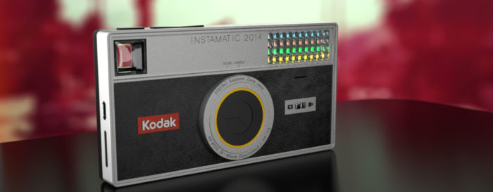 Kodak-mirrorless-camera
