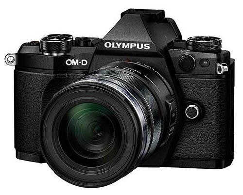 Olympus-OMD-E-M5-II-side