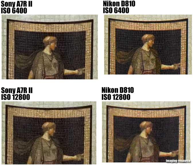 Sony A7R II vs. Nikon D810 5