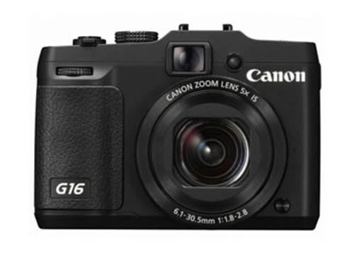 Canon G16 image