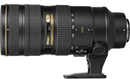 Nkon 200mm Lens image