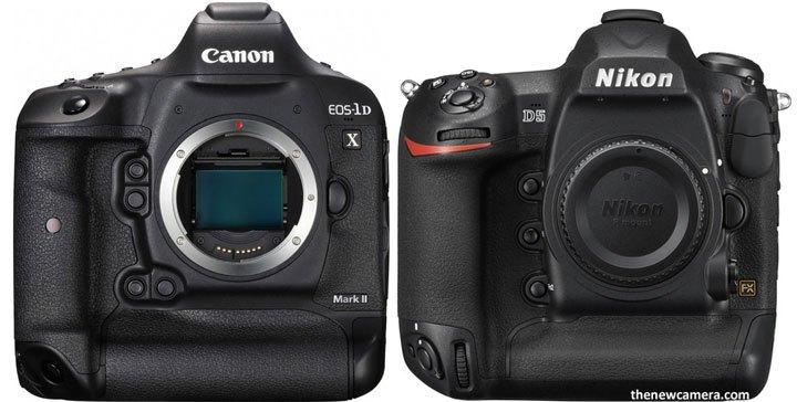 Canon 1dx Mk2 >> Nikon D5 « NEW CAMERA