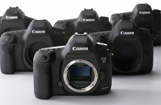 Canon 5D Mark IV rumor