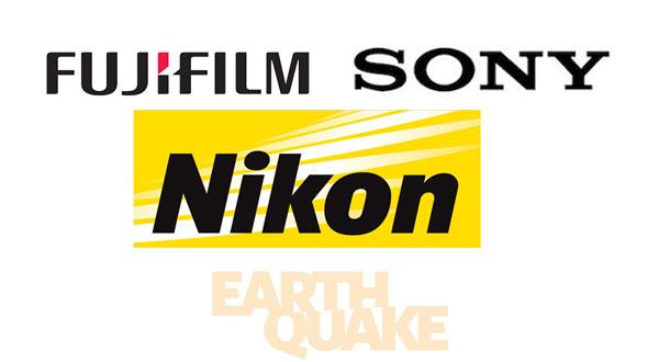Fuji Sony Nikon