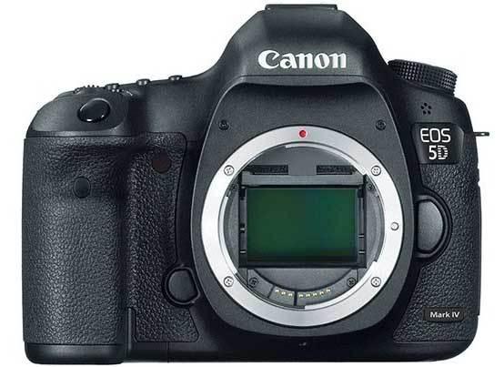 Canon 5D Mark IV camera image