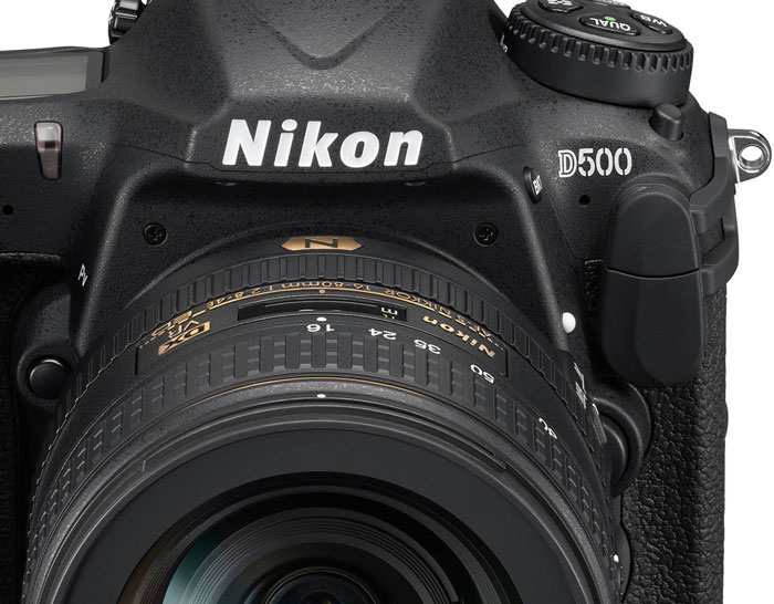 Nikon D500 and Battery Problem « NEW CAMERA