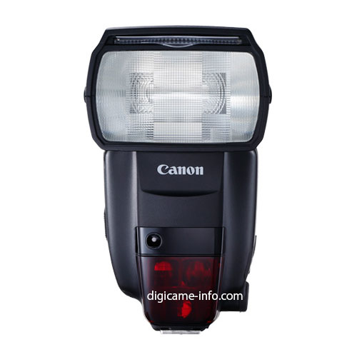 Canon upcoming 600EX II RT speed lite