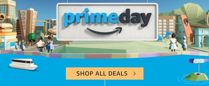 Prime day deals image