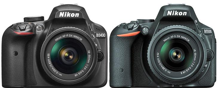 Nikon-D3400-vs-Nikon-D5500-