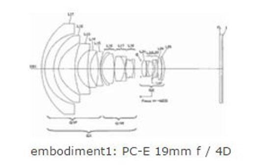 Nikon latest lens patent