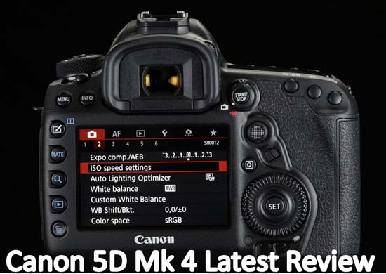 Canon 5D Mark IV latest review image