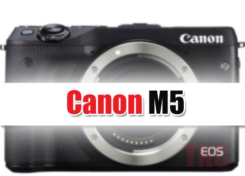 Canon M5 image