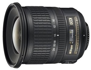 Nikon D3400 best wide angle lens image