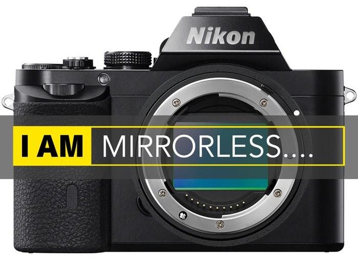 Nikon mirrorless image