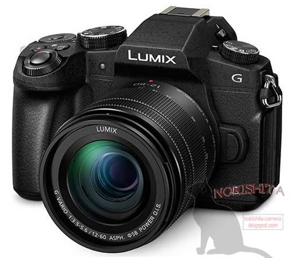 Panasonic GX80 camera image