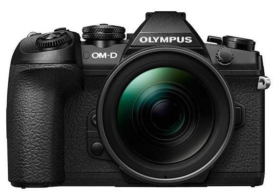 Olympus E-M1 Mark II - Hybrid Sensor